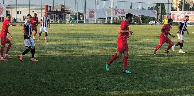 Kayserispor, hazırlık maçında Hatayspor ile berabere kaldı