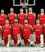 A Milli Erkek Basketbol Takımı, Slovenya'ya gitti
