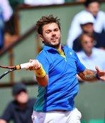 Tenis: Fransa Açık