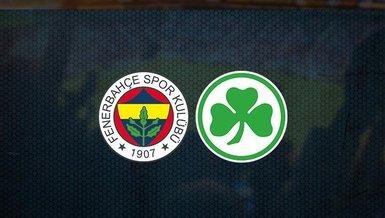 Fenerbahçe 5. hazırlık maçına çıkıyor! Fenerbahçe - Greuther Fürth hazırlık maçı ne zaman, saat kaçta ve hangi kanalda canlı yayınlanacak?   Fenerbahçe maçı