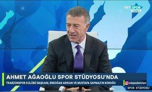 Ahmet Ağaoğlu: Burak kararını oy birliğiyle aldık