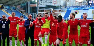Sivasspor deplasmanda kazandı!