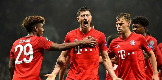 Bayern Münih Dortmund karşısında çok rahat