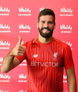 Liverpool, Allison Becker'i açıkladı