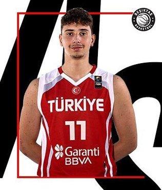 Beşiktaş 18 yaşındaki Alperen Şengün'ü kadrosuna kattı