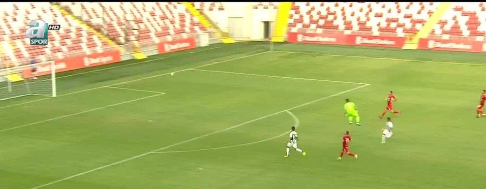 Trabzonspor Sivas deplasmanında