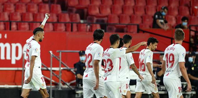 Sevilla 2-0 Mallorca | MAÇ SONUCU - Futbol -