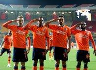 Medipol Başakşehir-Wolfsberger maçından kareler