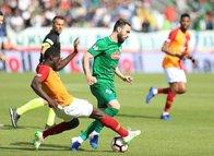 Rizespor - Galatasaray maçından kareler...