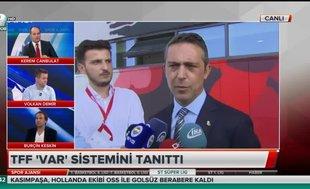 """Ali Koç: """"Bu sistem, kalitenin de artmasını sağlayacak"""""""