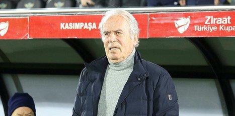 Kasımpaşa MKE Ankaragücü maçının hazırlıklarını sürdürdü