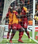Aslan dillere destan! Cimbom gol oldu yağdı