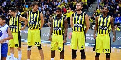 Fenerbahçe Doğuş, İspanya deplasmanında