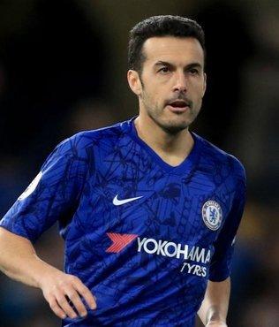 Chelsea'de Pedro ile yollar ayrıldı!