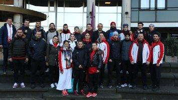 Milli karatecilerin olimpiyat mücadelesi Paris'te sürüyor!