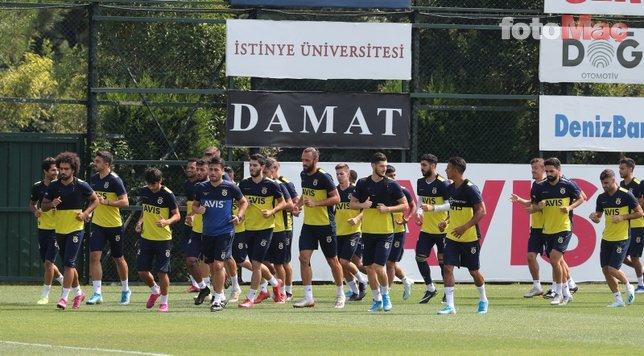 Fenerbahçe'den sürpriz golcü atağı!