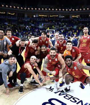 Galatasaray Doğa Sigorta gelecek yıl FIBA Şampiyonlar Ligi'nde!