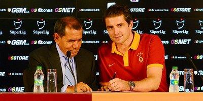 Galatasaray, bir transferi daha borsaya bildirdi