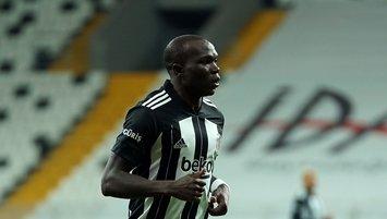 Beşiktaş'a sürpriz golcü! Aboubakar'ın yerine...