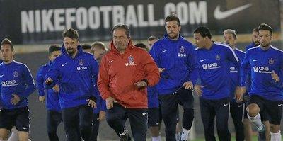 Trabzon, Karabükspor'a hazırlanıyor