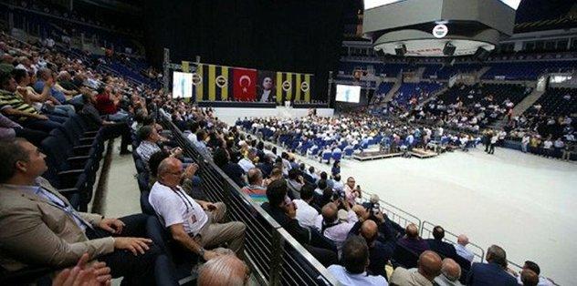 Fenerbahçe yönetimi ibra edildi