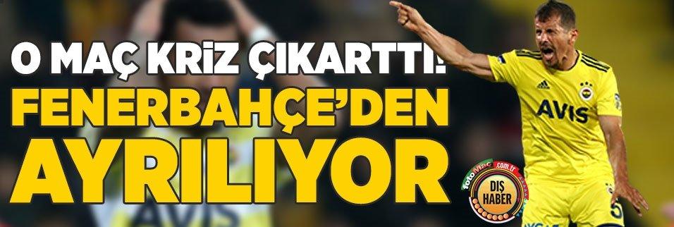 fenerbahceyi kafasindan sildi genclerbirligi maci sonrasi ayrilik karari 1594202270411 - Fenerbahçe'nin istediği Pellegrini Isla'yı Betis'e götürüyor