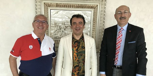 Seyit Mehmet Özkan: Profesyonel sporcunun tribünle işi olmaz