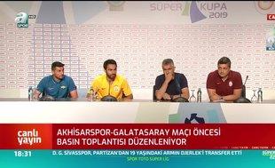 """Selçuk İnan'dan Süper Kupa sözleri! """"Biraz kolay..."""""""