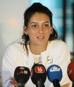 İpek Soylu'dan Mısır'da çiftler şampiyonluğu