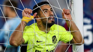 Levante 1-1 Atletico Madrid | MAÇ SONUCU