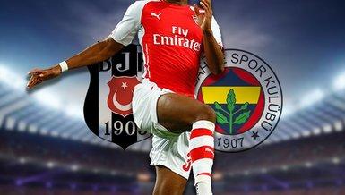 Beşiktaş ve Fenerbahçe'nin gündemindeki Chuba Akpom Middlesbrough'a transfer oldu