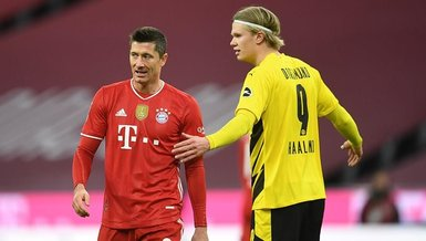 Bayern Münih-Borussia Dortmund: 4-2 (MAÇ SONUCU-ÖZET)