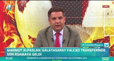 Ahmet Bulut'tan Falcao açıklaması! Gerçekleşme ihtimali...