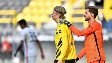 Borussia Dortmund - Eintracht Frankfurt: 1-2 ( MAÇ SONUCU - ÖZET)