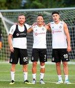 Beşiktaş'ta Malatyaspor maçı hazırlıkları sürdü
