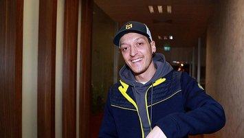 Mesut Özil iş başına! O maçla siftah yapacak