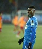 Erzurumsporlu futbolcu Rashad Muhammed ameliyat edildi