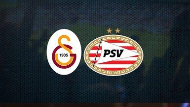 Galatasaray PSV Eindhoven maçı CANLI