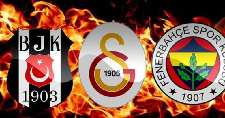 Çin'den transfer sürprizi! Beşiktaş, Galatasaray ve Fenerbahçe...