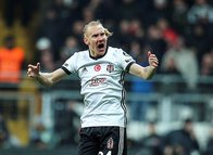 Beşiktaş - F.Bahçe derbisine damga vuran kare! Vida...
