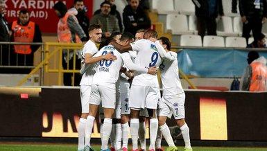 Kasımpaşa 2-0 Denizlispor   MAÇ SONUCU