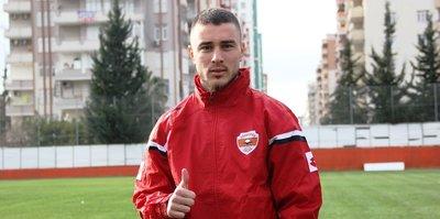 Halil İbrahim Pehlivan Adanaspor'da