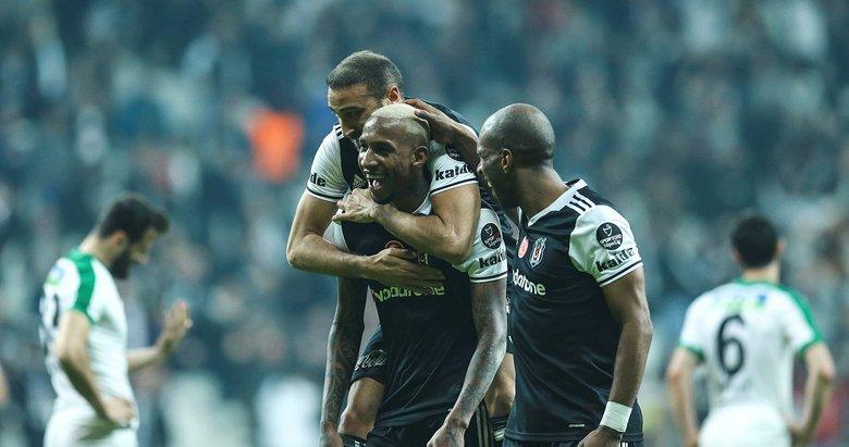 Beşiktaş eski golcüsü için görüşmelere başlıyor
