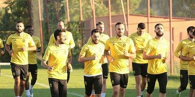 Yeni Malatyaspor'da MKE Ankaragücü maçı hazırlıklarını sürdürüyor