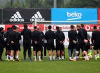 Beşiktaş'tan flaş karar! 4 isim kamp kadrosunda yok