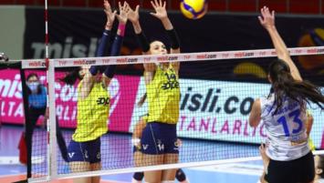 Fenerbahçe'ye Nilüfer şoku