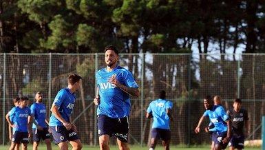Son dakika spor haberi: Fenerbahçe'de Enner Valencia antrenmanda yer aldı (FB spor haberi)