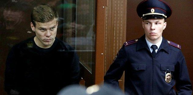 Kokorin ve Mamaev tutuklandı