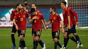 İspanya'dan Almanya'ya tarihi fark!