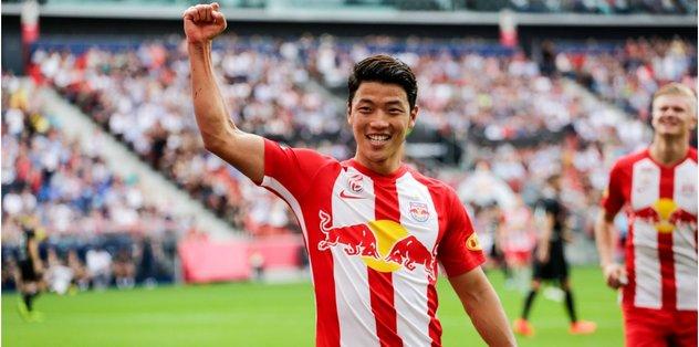 Leipzig'ten Werner'in yerine Güney Koreli forvet! - Almanya Bundesliga -